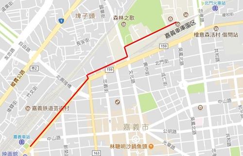 kagi-route